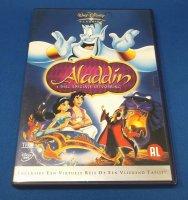 Aangeboden: Disney Aladdin (DVD) *2-disc Speciale Uitvoering* € 7,-