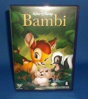 Aangeboden: Disney Bambi (DVD) € 6,-
