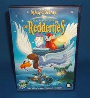 Aangeboden: Disney De Reddertjes (DVD) € 6,-