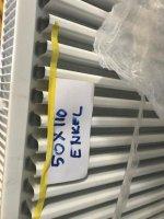 Aangeboden: CV radiatoren t.e.a.b.