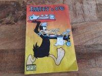Stripblad Daffy&co 1986