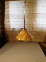 Aangeboden: Hanglamp Met Marmerpatroon Kap € 39,-