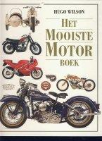 Het mooiste motorboek; Hugo Wilson; 1996