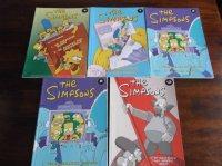 Strips  The Simpsons-5 stuks
