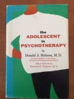 The adolescent in psychotherapy - Donald
