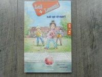 Bal op straat Lol in lezen