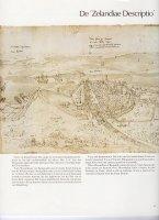 De zelandiae descriptio het panorama van