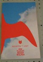 Een vlucht regenwulpen door Maarten t