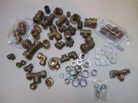 Materialen loodgieter (sanitair)