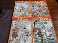 Ivor strips nrs 1-2-3-5