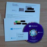 Aangeboden: Windows 10 Pro - Professional 21H1 (origineel, ongebruikt en ongeopend) € 75,-