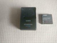 Casio batterij oplader