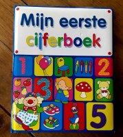 Mijn eerste cijferboek