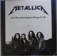 Aangeboden: 2 LP Metallica Live at Winston Farm Nieuw Vinyl Geseald € 19,-