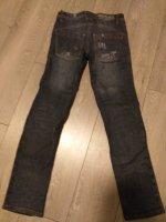Aangeboden: Te koop spijkerbroek met kevlar maat 27 / 32 n.o.t.k.