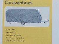 Aangeboden: Caravan winterhoes - 500 x 250 x 220 € 80,-