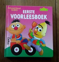 Sesamstraat Babies - eerste voorleesboek