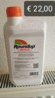 Aangeboden: Roundup 360 onkruidverdelger glyfosaat oude type € 22,-