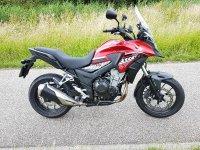 Aangeboden: TK Honda CB500X CB 500X nieuwe staat € 5.650,-