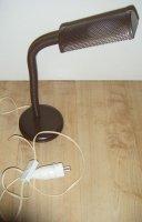 Vintage,buigzame bureaulamp,jr\'70,design,spot,industrieël