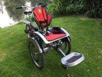 Van Raam O-pair rolstoelfiets elektrische met