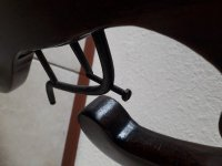 Aangeboden: Antieke gilde kruisboog € 200,-