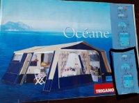 Aangeboden: Vouwwagen Trigano Ocean 2.4 te koop € 750,-