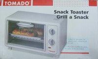 Aangeboden: Tomado Snack Toaster / Mini oven € 26,-