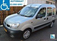 Aangeboden: Renault Kangoo 1.6-16v AUTOMAAT ROLSTOELAUTO 53.000KM n.o.t.k.