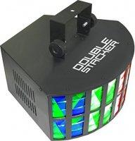 Aangeboden: Nieuwe Discolamp - Double Stacker - 7 Channels DMX512 LED € 100,-