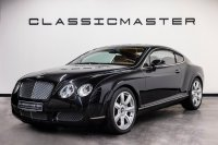 Bentley Continental GT 6.0 W12 Btw