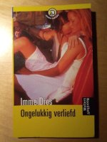Aangeboden: Imme Drost - Ongelukkig verliefd (Jonge Lijsters 200002) € 0,50