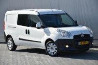 Aangeboden: Fiat Doblo Cargo 1.3 Mj Maxi L2 Lang Airco Trekhaak Luxe uitvoering € 8.995,-