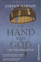 Aangeboden: Steven Hartov - De hand van God. € 4,-